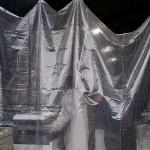 倉庫カーテン